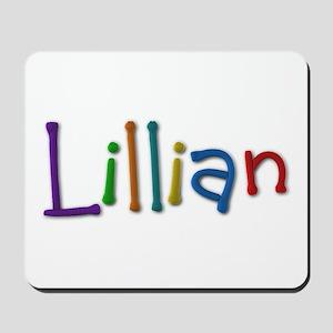 Lillian Play Clay Mousepad