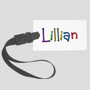 Lillian Play Clay Large Luggage Tag