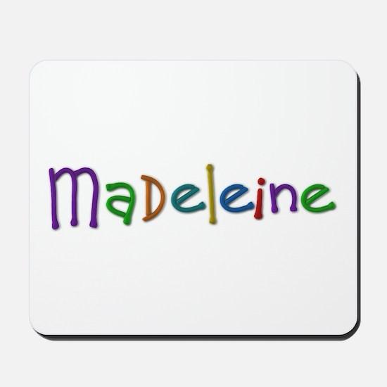Madeleine Play Clay Mousepad