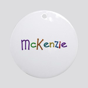 McKenzie Play Clay Round Ornament
