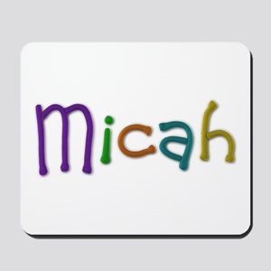 Micah Play Clay Mousepad