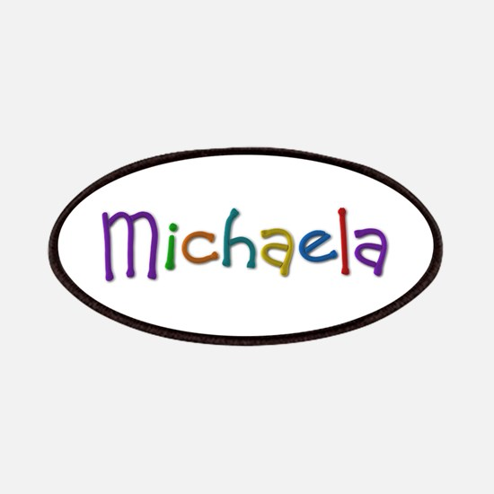 Michaela Play Clay Patch