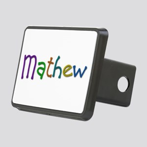 Mathew Play Clay Rectangular Hitch Cover