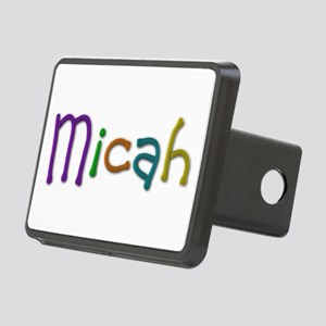 Micah Play Clay Rectangular Hitch Cover