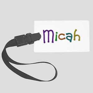 Micah Play Clay Large Luggage Tag