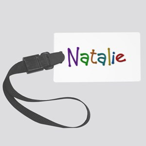 Natalie Play Clay Large Luggage Tag