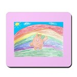 Sugarberry Toad Mousepad by Aiyana