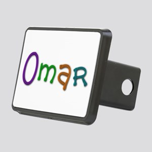 Omar Play Clay Rectangular Hitch Cover