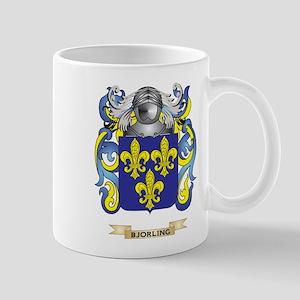 Bjorling Coat of Arms Mug