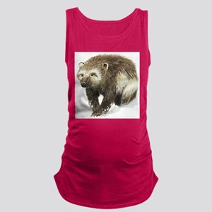 wolverine Maternity Tank Top
