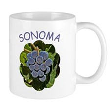 Sonoma Grapes - Mug
