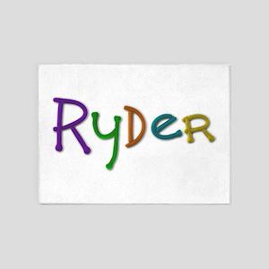 Ryder Play Clay 5'x7' Area Rug