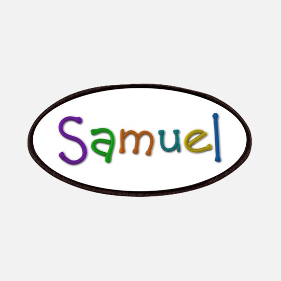 Samuel Play Clay Patch