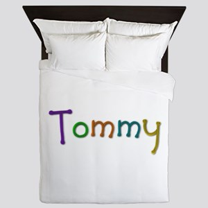 Tommy Play Clay Queen Duvet