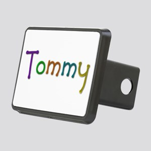 Tommy Play Clay Rectangular Hitch Cover