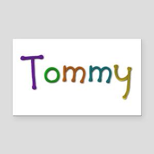 Tommy Play Clay Retangular Car Magnet