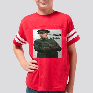 mick2tile Youth Football Shirt
