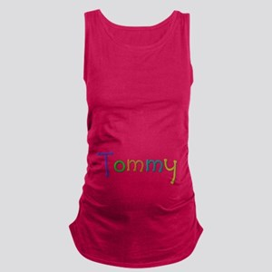 Tommy Play Clay Maternity Tank Top