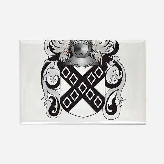 Blair Coat of Arms Rectangle Magnet