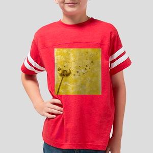 dis_yellow_dandy_12x2 Youth Football Shirt