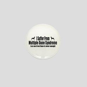 Great Dane Mini Button