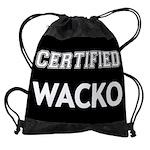 Certified Wacko Drawstring Bag