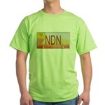 New Mexico NDN Pride Green T-Shirt