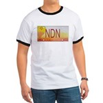 New Mexico NDN Pride Ringer T
