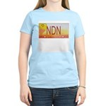New Mexico NDN Pride Women's Pink T-Shirt
