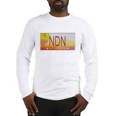 New Mexico NDN Pride Long Sleeve T-Shirt
