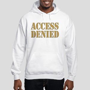 Access Denied Hooded Sweatshirt