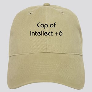 Cap of Intellect +6
