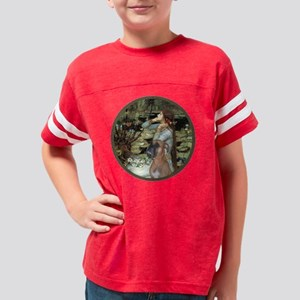 R-Ophelia - Boxer (D) Youth Football Shirt