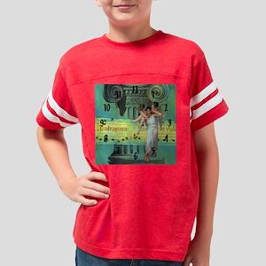 whispering-clock Youth Football Shirt