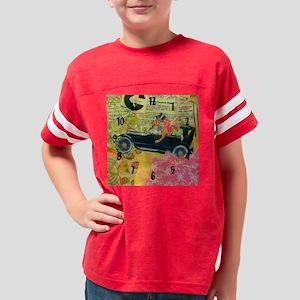 travelersclock Youth Football Shirt