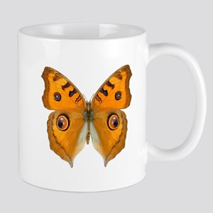 Meadow Argus Butterfly Mug