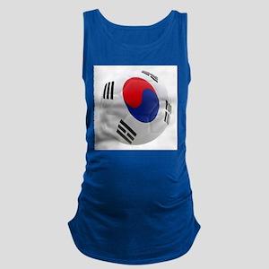 South Korea world cup soccer ball Maternity Tank T