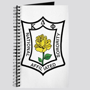 Kappa Delta Phi NAS Shield Journal