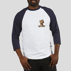 Pocket Monkey Baseball Jersey