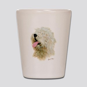 Old Eng. Sheepdog / Bobtail Shot Glass