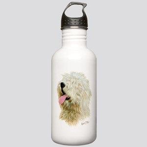 Old Eng. Sheepdog / Bobtail Stainless Water Bottle