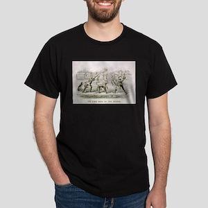 The first bird of the season - 1879 T-Shirt