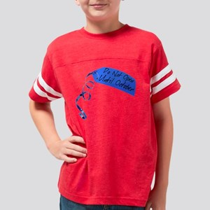 DoNotOpenOCT Youth Football Shirt