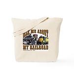 Train -Tote Bag