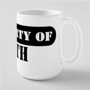 Property of Beth Large Mug