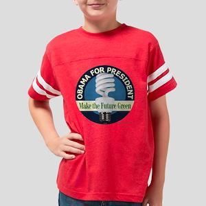 t-shirt future bulb 01 Youth Football Shirt