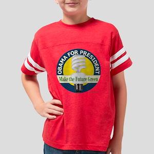 t-shirt future bulb 05 Youth Football Shirt