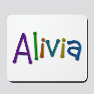 Alivia Play Clay Mousepad