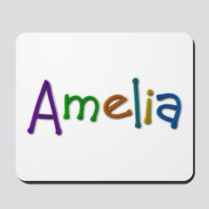 Amelia Play Clay Mousepad
