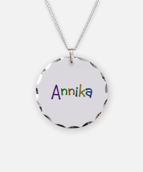 Annika Play Clay Necklace